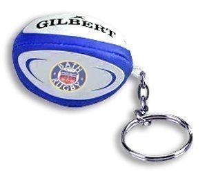 GILBERT bath rugby ball key ring by GILBERT