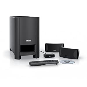 factory renewed bose cinemate home theater system electronics. Black Bedroom Furniture Sets. Home Design Ideas