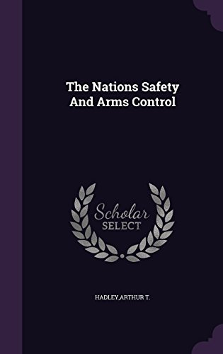 The Nations Safety And Arms Control
