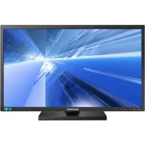 "Samsung S24C650Dw 24"" Led Lcd Monitor - 16:10 - 5 Ms - Adjustable Display Angle - 1920 X 1200 - 16.7 Million Colors - 250 Nit - 1,000:1 - Wuxga - Speakers - Dvi - Vga - Displayport - Usb - 35 W - Matte Black - Energy Star, Tco Certified Displays 6.0, Epea"