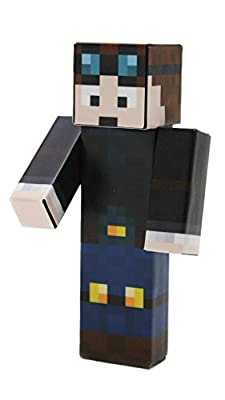 DanTDM (The Diamond Minecart) by EnderToys - A Plastic Toy from Seus Corp Ltd.