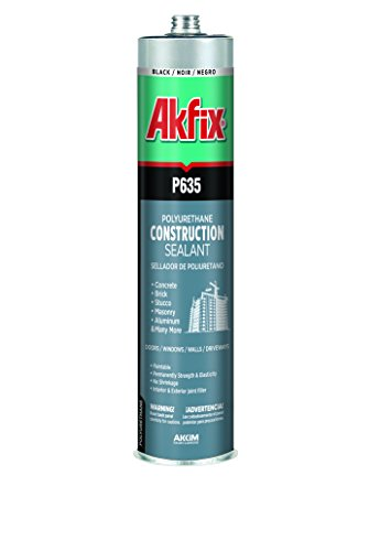 akfix-aa113-p635-polyurethane-construction-sealant-black-105-fl-oz-310-ml