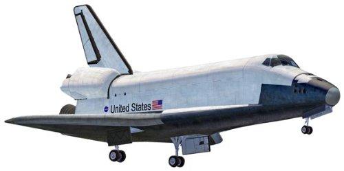 Revell Space Shuttle Plastic Model Kit