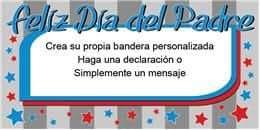 Bandera De Vinilo Diseno Feliz Dia Del Padre: Health & Personal Care