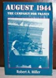 img - for August 1944: Campaign for France book / textbook / text book