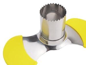 パール金属 便利小物 ツインハンドルコーンカッター C-3793