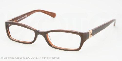 Tory BurchTory Burch TY 2010 513 Brown Optical RX Eyeglasses - 49mm