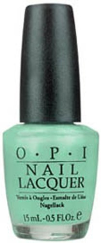 OPI Nail Lacquer - Go On Green | Preen.Me