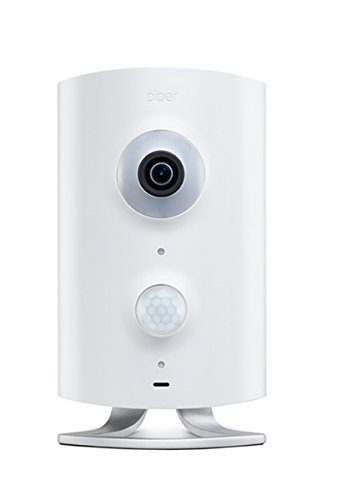 Piper NV Smart Home Night Vision Security Camera and Monitoring with Alarm and HD Video - White by Piper (Nv Piper compare prices)