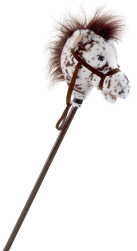 Mary Meyer Easy Ride'Ums 33 Inch Stick Horse, Appaloosa