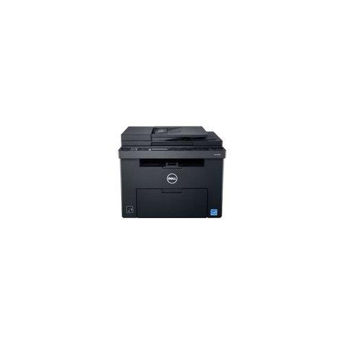 Dell C1765Nfw Led Multifunction Printer - Color - Plain Paper Print - Desktop / 48Fd1 /