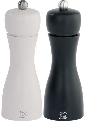 peugeot-tahiti-duo-2-24260-moulins-a-poivre-et-sel-blanc-noir-15-cm