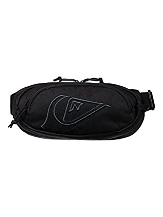 Quiksilver Men's Smuggler Waistpack, Black, One Size