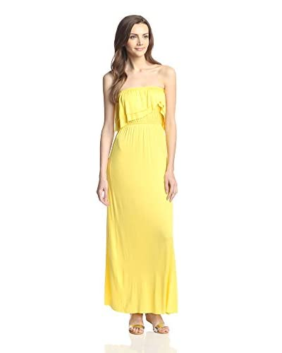Soul Harmony Energy Women's Strapless Maxi Dress
