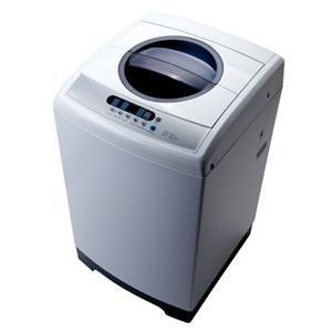 midea MAE50-S1102GPS 1.6 cu. ft. Top Loading Portable Washing Machine, White (Washing Machine Hookup Box compare prices)