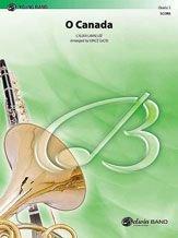 O Canada Conductor Score & Parts
