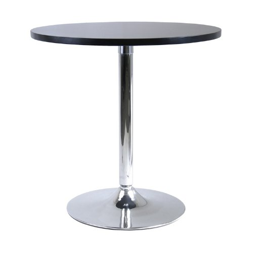 Spectrum 29'' Round Dinning Table  Metal Leg