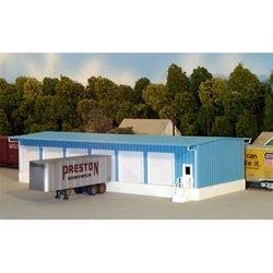 Pikestuff HO Motor Freight Terminal Kit