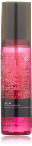 Pantene Pro-V® Curly Hair Style Curl Enhancing Spray Hair Gel 5.7 Fl Oz (Pack of 3)