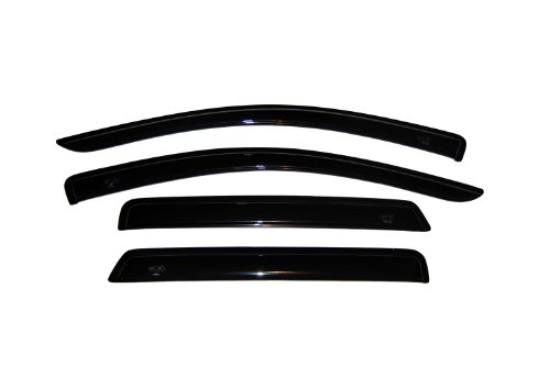 Auto Ventshade 94072 Original Ventvisor Window Deflector, 4 Piece (Dodge Journey Auto Parts compare prices)