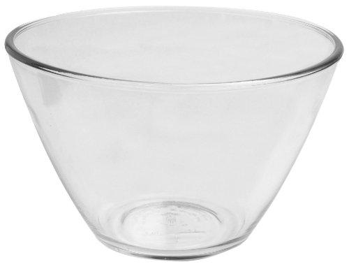 Anchor Hocking Splash Proof Mixing Bowl, 2-Quart, Set of 4
