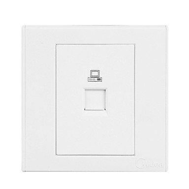 pitengmodulo-socket-midea-c08pc-fibra-ottica-del-computer-reticolo