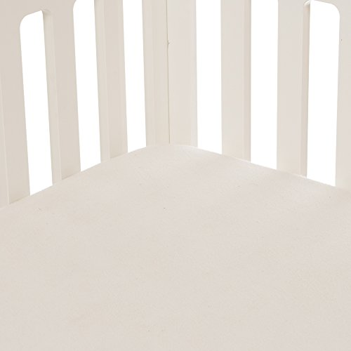 Glenna Jean Carson Fitted Sheet, Cream Softee