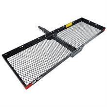 Cequent Steel Hitch Mounted Cargo Tray With Adapter Steel Hitch Mounted Cargo Tray With Adapter