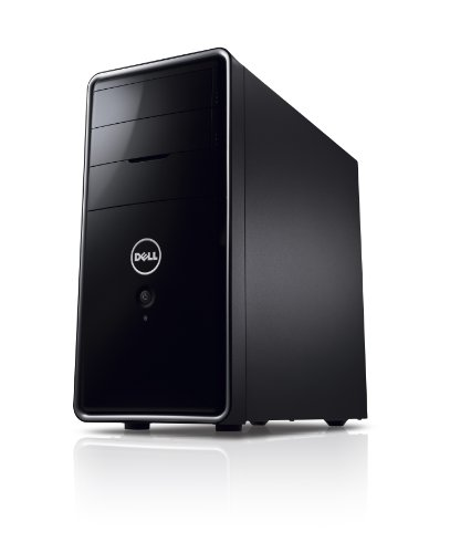 Dell Inspiron I660-3036Bk Desktop (3 Ghz Intel Core I5-3330M Processor, 8Gb Ddr3, 1Tb Hdd, Windows 8) Black