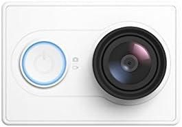 Original Xiaomi yi Camera Camera Xiaoyi sport di azione 16MP 4608x3456 1920x1080p WIFI Bluetooth 4.0 Standard Edition (Bianco)