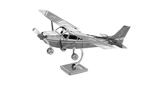 Fascinations Metal Earth Cessna 172 Airplane 3D Metal Model Kit (Cessna 172 Model compare prices)