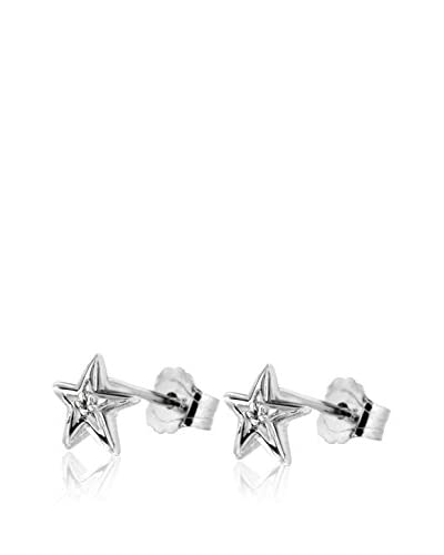 Lily and Lotty Pendientes Seren 0.01 ct Diamond