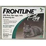 FRONTLINE PLUS CAT, Units Per Package: 3