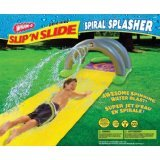 Slip d Slide:Slip no Slide spin out of control Splasher