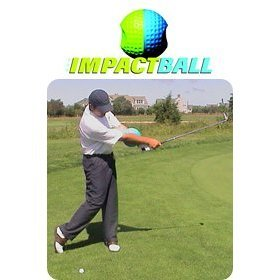Impact Ball - Golf Swing Trainer Aid - Mens