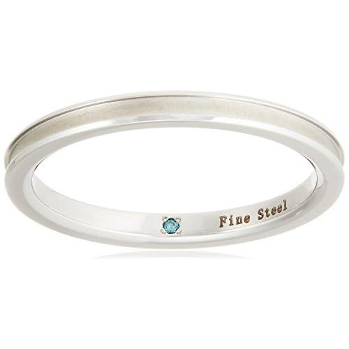[ブルーム] BLOOM ブルーダイヤモンド ステンレス ペアリング BFR01739509 日本サイズ9号