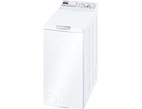 Bosch WOT24257FF Freestanding 7kg 1140tr/min A+++ Blanc Top-load machine à laver - machines à laver (Autonome, A+++, A, C, Blanc, Top-load)