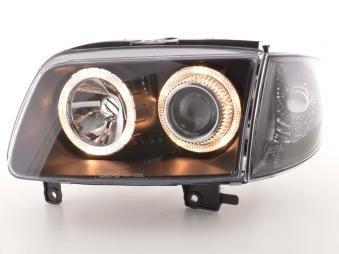 Get Price For Angel Eye Headlight Vw Polo Typ 6n2 Yr 99 01 Black Toniaadwigington