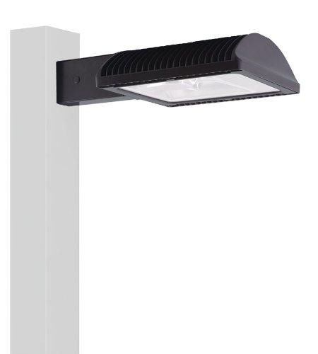 RAB Lighting ALED78 TYPE IV 8 POLE ARM COOL LED + 277V PC BRONZE
