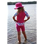 Sun Protection Sunsuit 2 to 3 years Hippy Flower