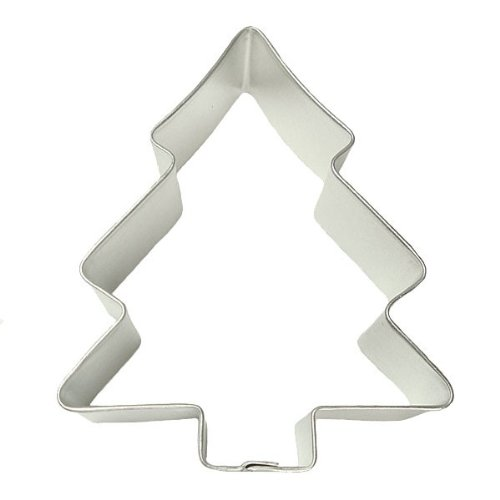 niceEshop(TM) Christmas Tree Cookie Cutter Cut Outs Mold For Party