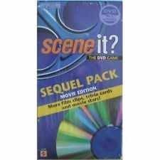 Scene It Sequel Pack Edition DVD Game - 1