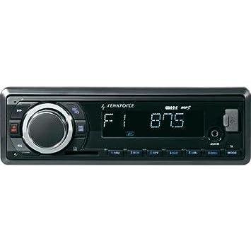 Autoradio Bluetooth USB/SD Renkforce BT-RSD1082K