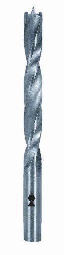Fisch  FSF-211217 9/32-Inch High Speed Steel Double Flute Brad Point Drill Bit
