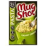 Mug Shot Pasta Snack Creamy Cheese Sachet 68G