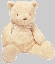 The First Years 19 in. Neutral Teddy - Buy The First Years 19 in. Neutral Teddy - Purchase The First Years 19 in. Neutral Teddy (Toys & Games, Categories, Stuffed Animals & Toys, More Stuffed Toys)