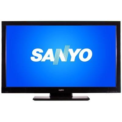 "Sanyo Dp42841 42"" Lcd 1080P 60Hz Hdtv"