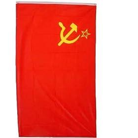 USSR (1955-1991) Flag Polyester 3 ft. x 5 ft.
