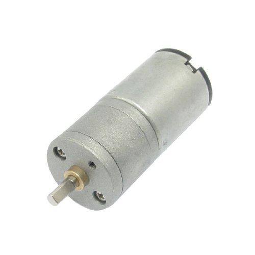 Repairing Part 25Ga Dc 12V 50Rpm 60Ma Electric Geared Motor
