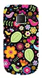YOUNiiK Styling Skin Sticker Cover Nokia C3-00 - Flower Birds